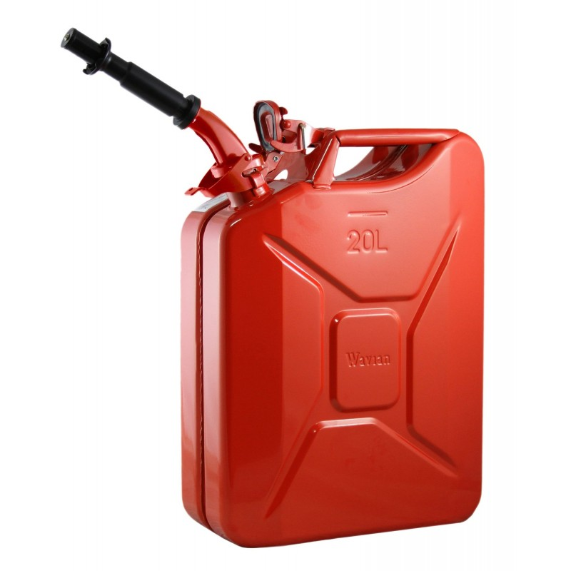 Wavian 20L Red Jerry Can