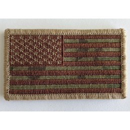 MultiCam Velcro Patch with Hook back.