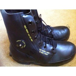Military Mickey Mouse Boots