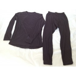 PolarTec Power Dry Thermal Underwear Shirt and Pants