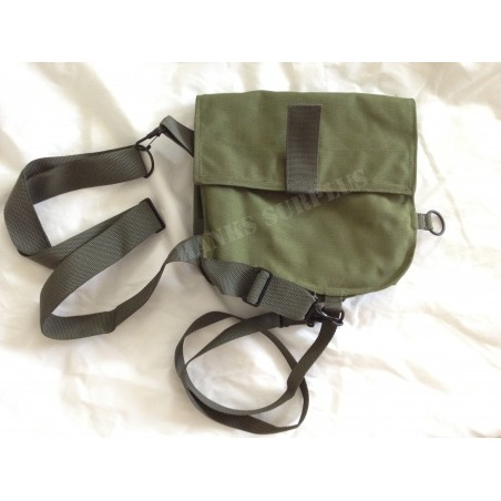 Military Army Messenger Bag Gas Mask M40/M42 Carrier Satchel
