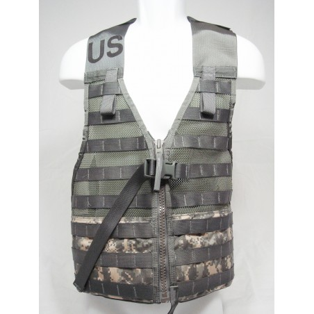 Military Molle Fighting Combat Assault Load Vest