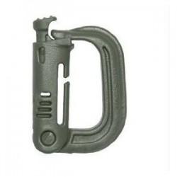 Military Grimloc D-Ring Vest Backpack Clip Pack of 4