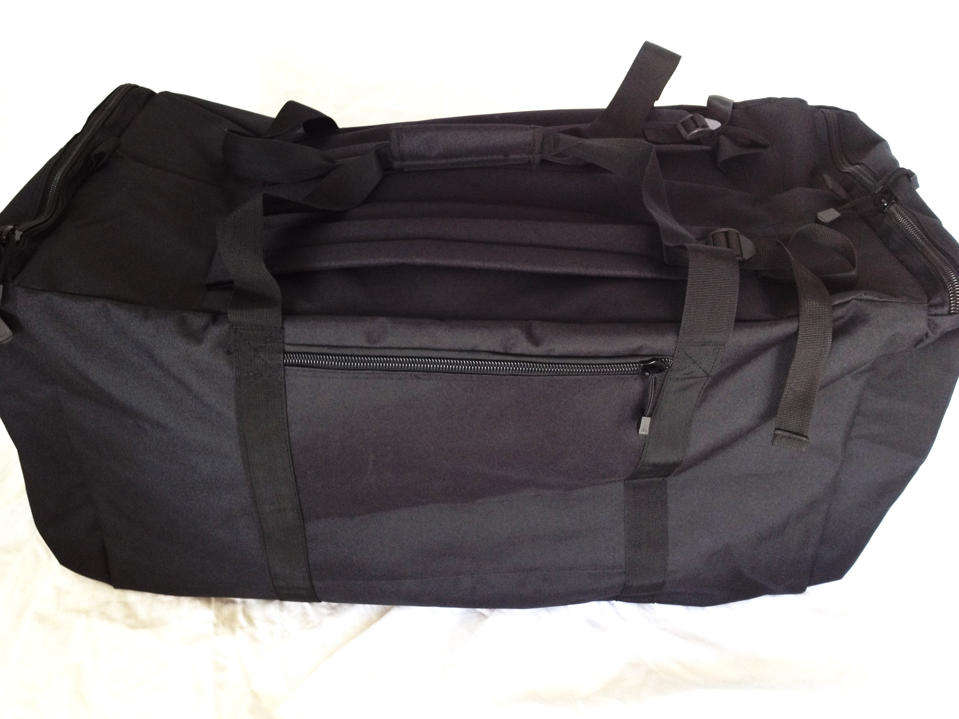 Military Army Tactical Cargo Style Duffle Bag Backpack - Hank s Surplus 91671df7de6