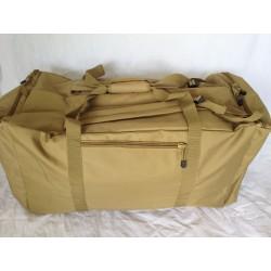 Duffle Bag Backpack Large Coyote