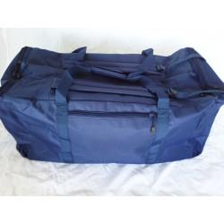 Duffle Bag Backpack Large Navy