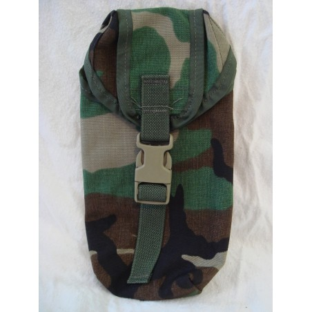Military Army Rack Radio Utility Pouch