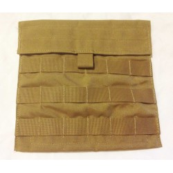 Military Utility Molle Pouch Coyote Brown
