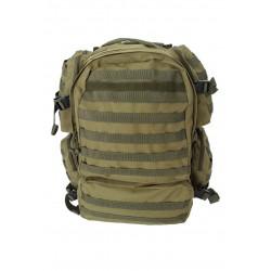 Hanks Surplus OD Assault Pack Front