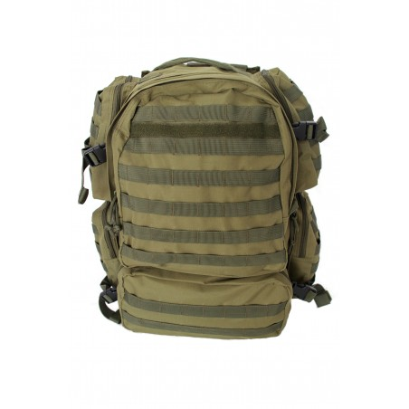 Military Army Style Molle 3 to 5 Tactical Assault Hiking Travel Backpack