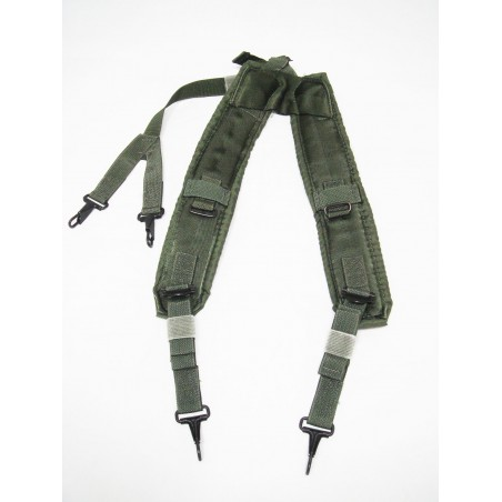Official US Military Equipment Belt Suspenders LC-2