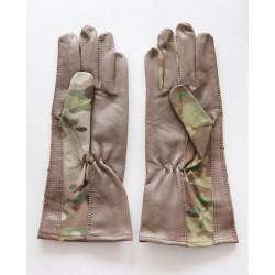 Hanks Surplus MultiCam Pilot Gloves Short Version