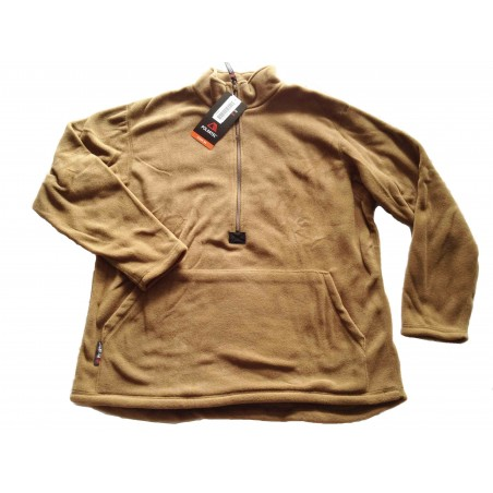 Polartec USMC Military Half-Zip Pullover Fleece Jacket