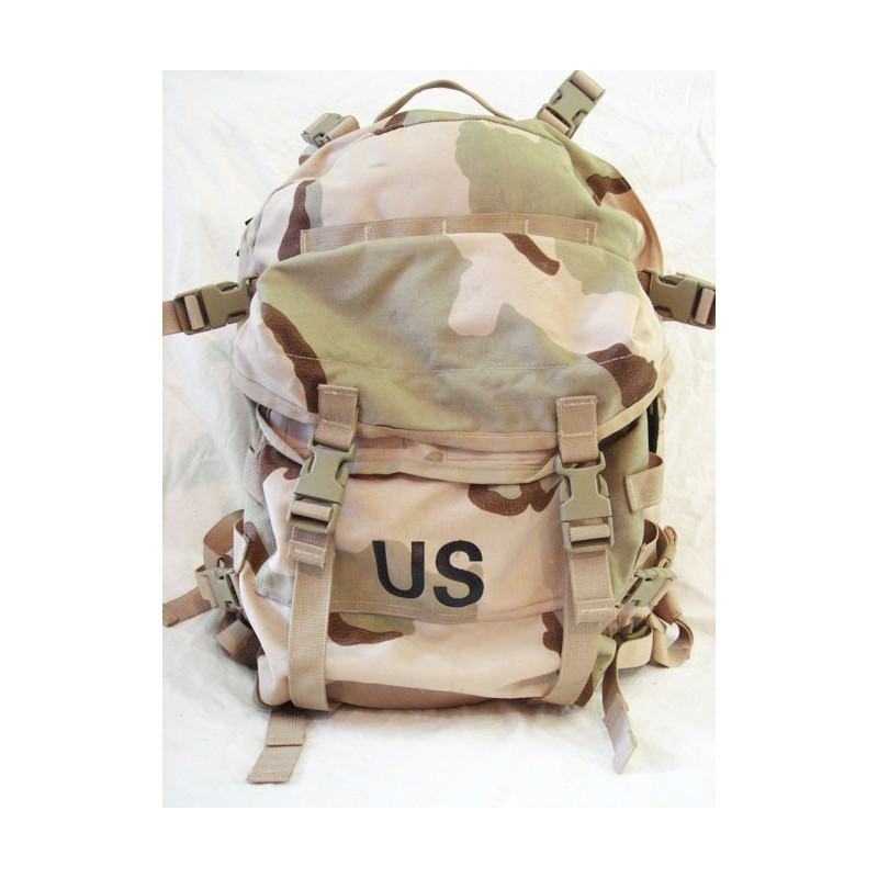 Military Army Camouflage Assault Molle Ii Tactical