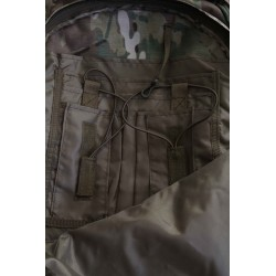 Hank's Surplus MultiCam Multi-Day Backpack Front Accessory Pocket