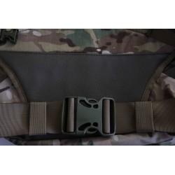 Hank's Surplus MultiCam Multi-Day Backpack Waist Pad ITW Buckle