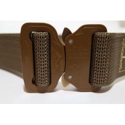 "Hank's Surplus Heavy Duty Cobra Gun Pistol EDC Belt 1.5"" with Kevlar Thread"