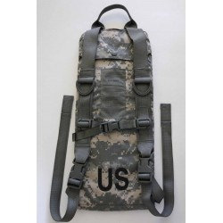 US Military Molle 100 oz 3 Liter ACU Hydration Carrier Backpack