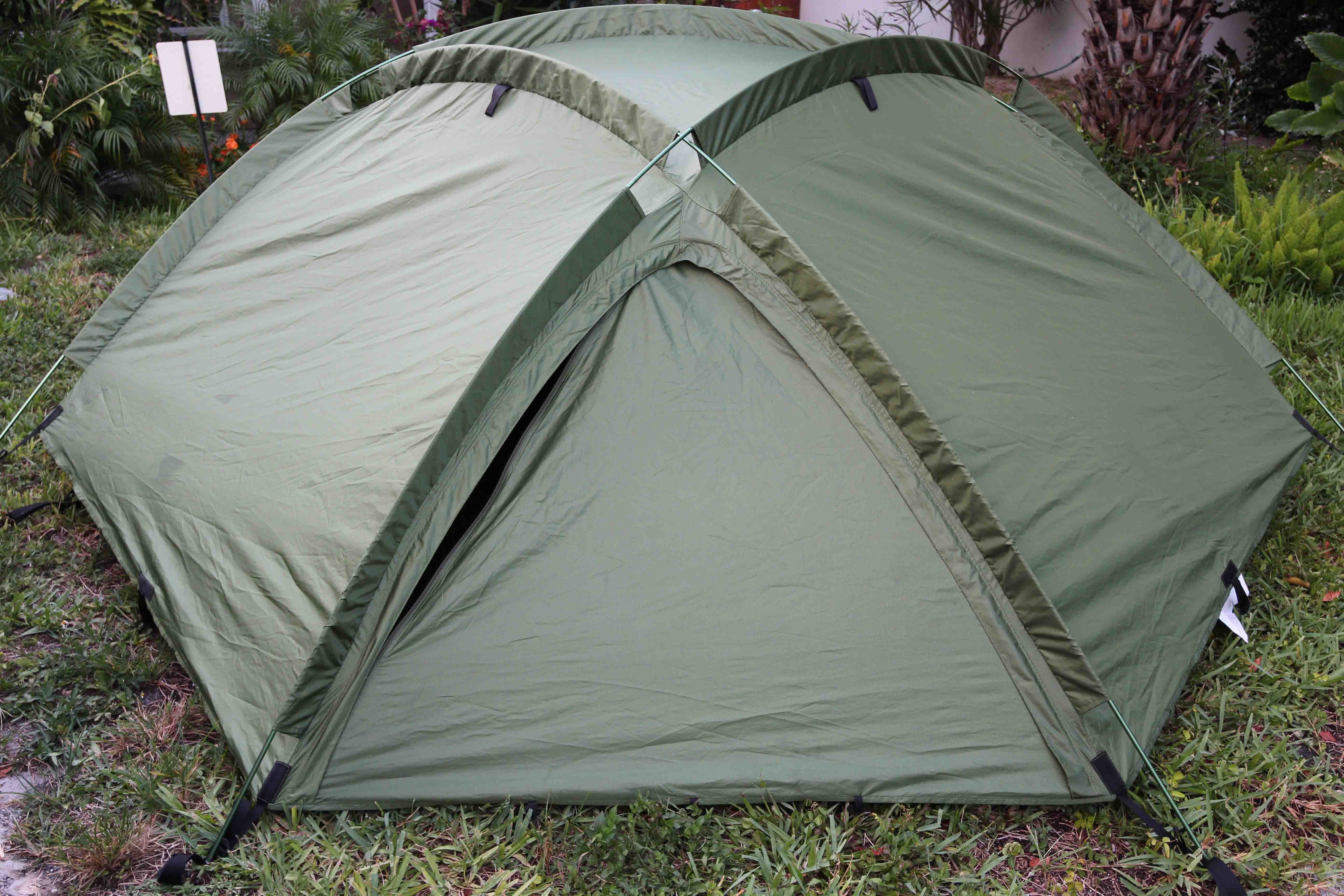 Military 4 Man Extreme Cold Weather Tent (ECWT) Replacement Rainfly - Hanku0027s Surplus & Military 4 Man Extreme Cold Weather Tent (ECWT) Replacement ...