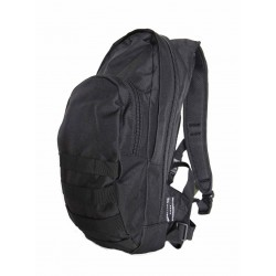 Hank's Surplus Military Tactical Hydration Backpack with Water Bladder Black