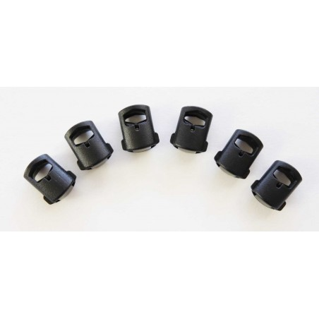 Hank's Surplus Replacement Cord Lock Snaps (Pack of 6)