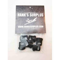 Hank's Surplus Replacement Cord Locks (Pack of 6)