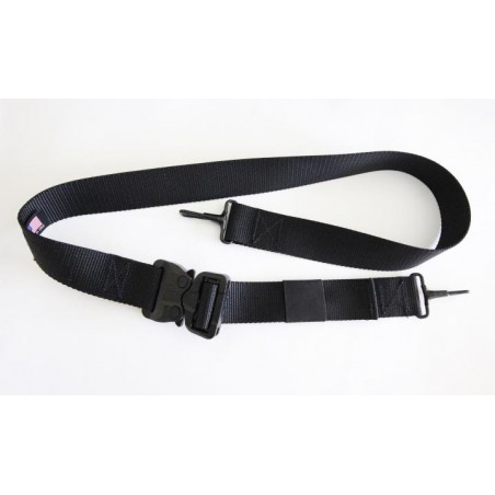 Heavy Duty Shoulder Strap Gun Sling with GT COBRA Buckle 1.5""