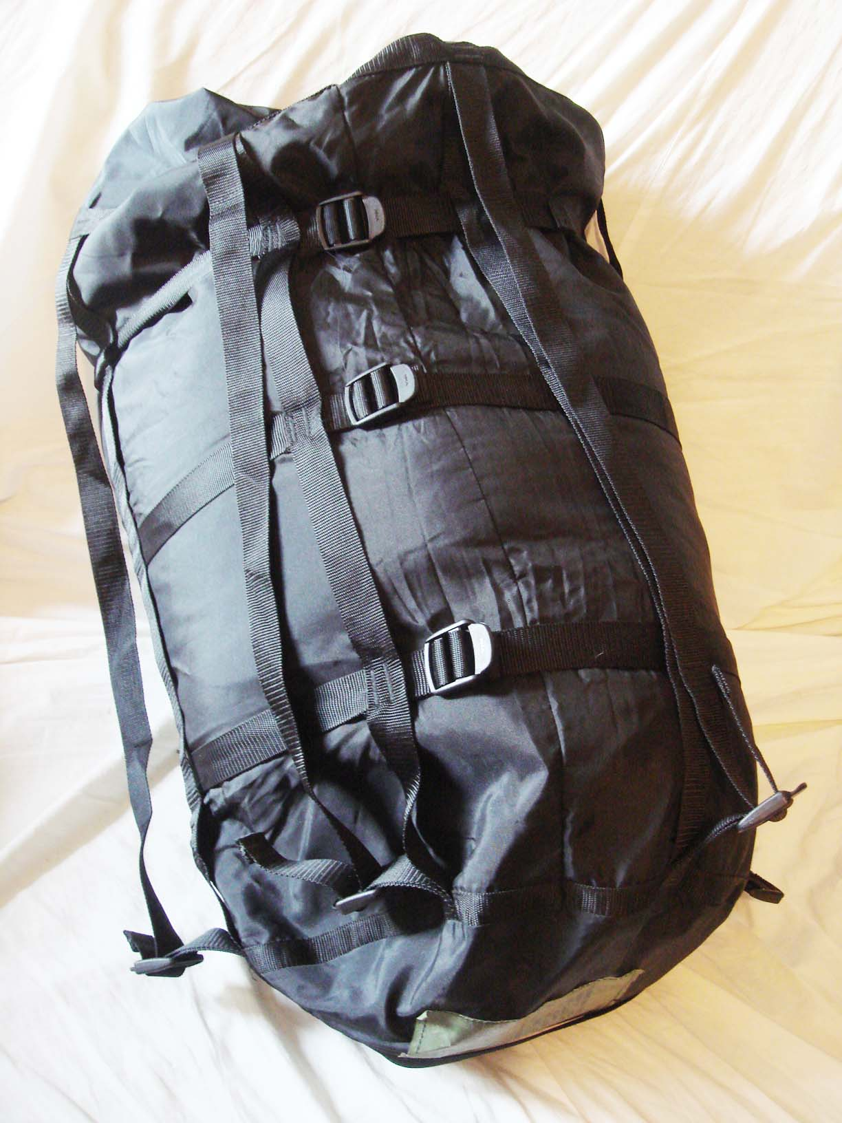 Official Us Military Sleeping Bag Camping Compression Nylon