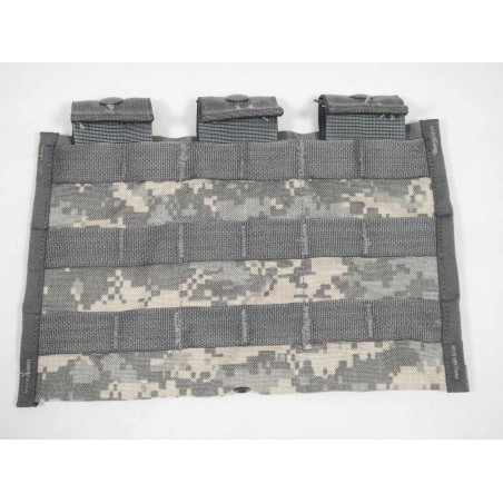Military ACU MOLLE Triple MAG 30 Round Ammo Pouch