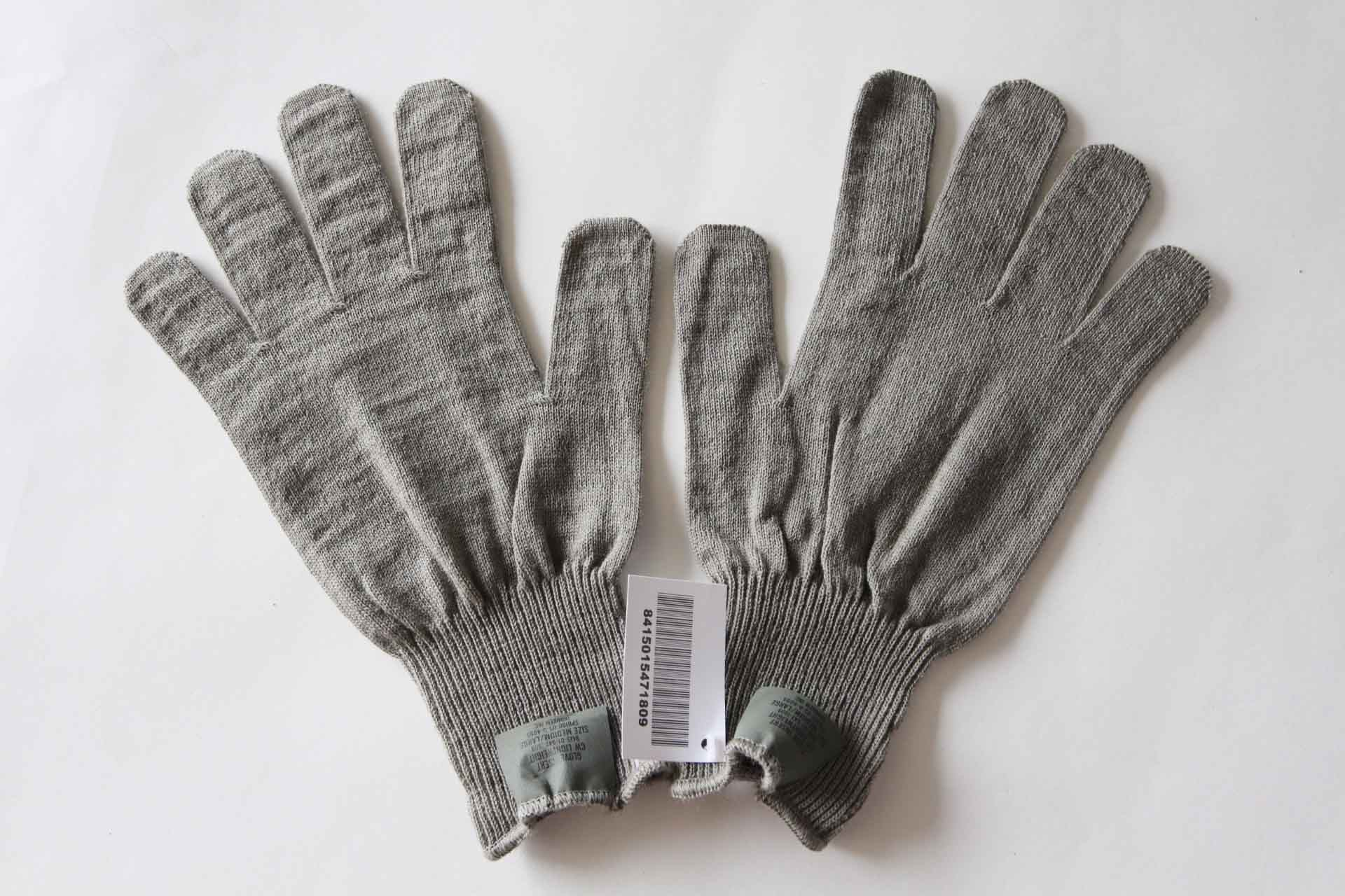 US Military Army Full Finger Wool Glove Mitten Liners - Hank s Surplus 14d8b808d43