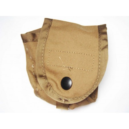 4 US Military Surplus Army Hand Grenade Pouch Brown
