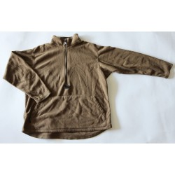 Polartec USMC Military Half-Zip Pullover Fleece Jacket Used