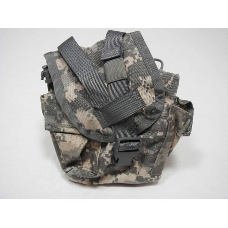 Military ACU MOLLE II 1 QT Canteen Utility Pouch