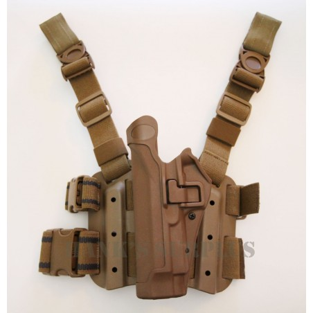 BLACKHAWK Military SERPA Level 2 Tactical Pistol Gun Holster