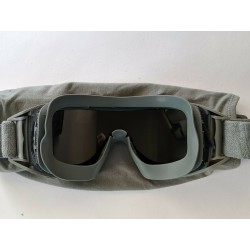 Revision Tactical US Military Army Airsoft Safety Eye Goggles Glasses Dual Lens